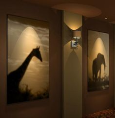African Themed  Acoustic Panel