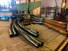 "6"" SCH 40 Pipe Rolled in Denver, Colorado by Longero"