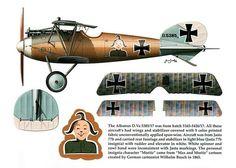 Albatros D. Va/Jasta 77b