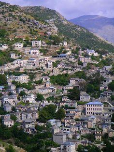 Syrako, Tzoumerka, Greece (more images at http://www.gogreecewebtv.com)