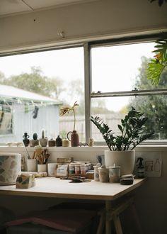 studio — Tantri Mustika Ceramics