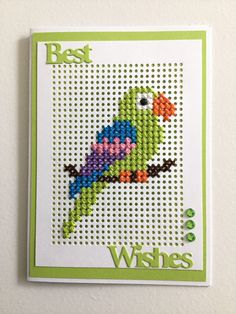 Breathtaking Lovely birds to maintain observe of Hama spring. - Her Crochet Tiny Cross Stitch, Easy Cross Stitch Patterns, Cross Stitch Books, Cross Stitch Heart, Simple Cross Stitch, Cross Stitch Cards, Beaded Cross Stitch, Cross Stitch Animals, Cross Stitch Designs