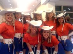 Kilgore Rangerettes are world famous as a drill team and they are from Texas!