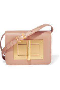 TOM FORD | Natalia small embellished leather shoulder bag | NET-A-PORTER.COM