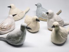 ZiZi 지지   Birds  Ceramic Bird Call  atelier shop PAUL AVRIL 폴 아브릴