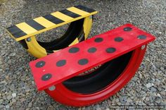 Best Out Of Waste   Best 10 recycling ideas out of waste tyre   http://bestoutofwaste.org