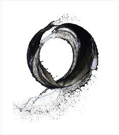 INK & WATER - KUSHO SERIES by SHINICHI MARUYAMA