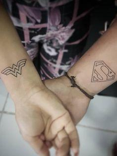 80 Tatuagens de Casal para você fazer com seu amor | TopTatuagens