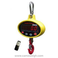 Non-Digital, Digital, Heavy Duty Crane Scales For Industrial Weighing. Buy All Kind Of Weighing Products by Camaweigh.