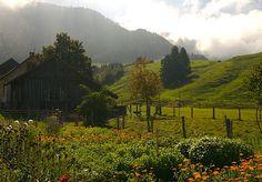 Bauerngarten von Roswitha Keller