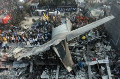 Plane crash engine fault suspected