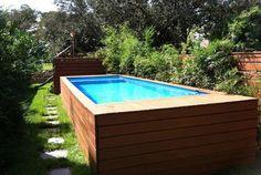 10 Brilliantly Awesome DIY Backyard Pool Ideas!