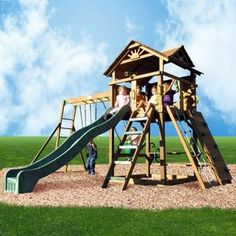 Creative Playthings Stockbridge Swing Set  $1589.98