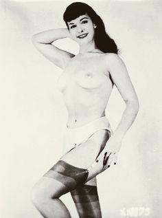 vintagegal:  Bettie Page c. 1950s