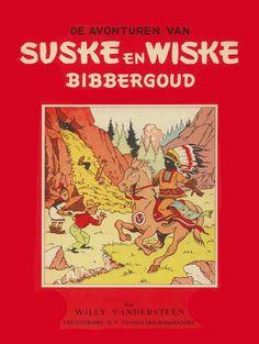 Suske En Wiske Bibbergoud