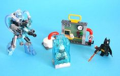 We have reviewed 70901 Mr Freeze Ice Attack, one of The LEGO Batman Movie sets! This one is available for £19.99 or $19.99 Read our review over on our website #Brickset #LEGO #thelegobatmanmovie #batman #mrfreeze