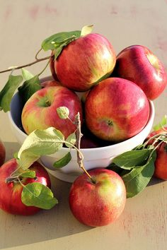 Cortland Apples by WickedGoodKitchen.com