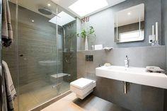 HOLLAND PARK MEWS, W11 contemporary bathroom