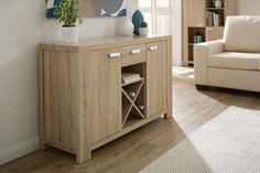 The beautiful Havana range features a stunning light oak textured finish to create a refreshingly bright and breezy look in your home. Light Oak Furniture, Living Room Furniture, Coastal Homes, Havana, Entryway Tables, Modern Design, Sweet Home, Lounge, Contemporary