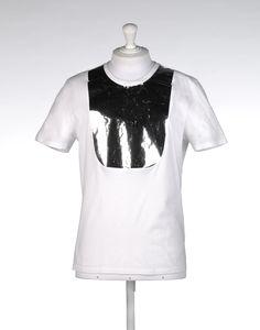Short sleeve t-shirt Men - Tops & tees Men on Maison Martin Margiela e-boutique Online Store United States