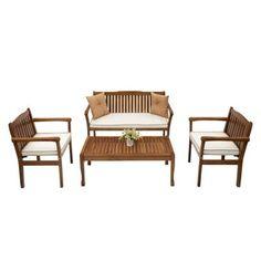 ΕΠΙΠΛΑ Outdoor Furniture Sets, Outdoor Decor, Malaga, Home Decor, Acapulco, Decoration Home, Room Decor, Home Interior Design, Home Decoration