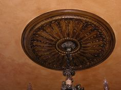 Ceiling & Medallion