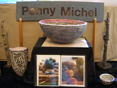 Art Event by sculptor Penny Michel