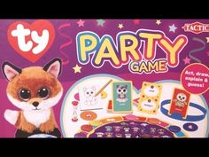 Ty Beanie Boo's Party Game | TACTIC