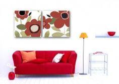 2 Frames Canvas print