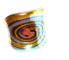 Artisan+Fused+Art+Glass+finger+ring++no+stone+size+6+#Unbranded+#Rings http://stores.ebay.com/JEWELRY-AND-GIFTS-BY-ALICE-AND-ANN