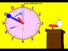 Learn to tell time 2