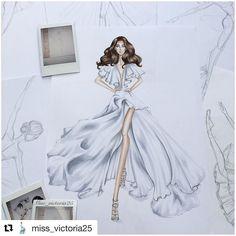 Fashion Illustration Collage, Fashion Illustration Dresses, I Love Fashion, World Of Fashion, Fashion Art, Clothing Sketches, Dress Sketches, Fashion Figures, Fashion Sketchbook