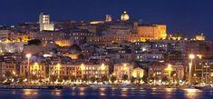 Cagliari, la mia città di nascita e di residenza.