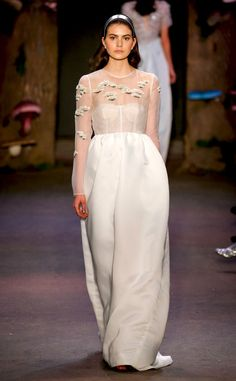 Honor from Best Looks at New York Fashion Week Fall 2015