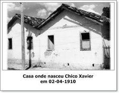 Espíritos Evangelizados.: Semana Chico Xavier. OS PRIMEIROS LINDOS CASOS DE ...