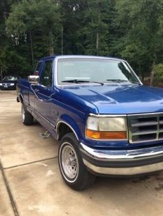 1992 Ford F150 Xlt Extended Cab : extended, F-150, SuperCab, Ideas, Ford,, Trucks,, Trucks