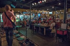 Friday nights at Puckett's in Historic Downtown Franklin, y'all know what that means: time for toe tappin' music from the best local bands in town!