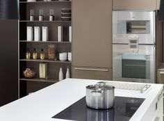 Kitchen Architectures bulthaup showroom in Cheshire #kitchens #bulthaup #kitchenarchitecture