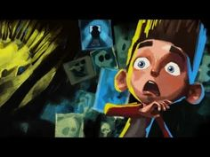 http://www.youtube.com/watch?v=mVWt8SYeNus ParaNorman Title Sequence and Ending Credits - YouTube