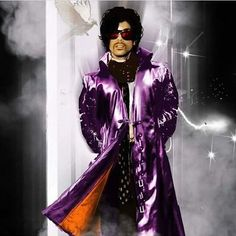 "210 Likes, 3 Comments - Luv 4 Prince (@luv4prince) on Instagram: ""#prince #purple"""
