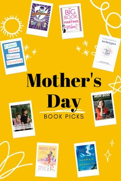 To help you with your Mother's Day gift-giving pursuits, here are some not-so-ordinary books that moms might like to explore. Books For Moms, What To Read, Great Books, Book Recommendations, Parenting, Explore, Reading, Day, Gifts