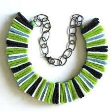 necklace felt - Google zoeken