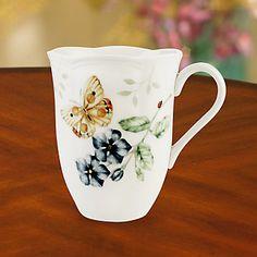 (2) Butterfly Meadow® Orange Sulphur Mug (SKU: 6140941)