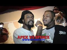 PIT FIGHTS BATTLE LEAGUE : APEX VS SPENCE (FORGOTTEN FILES)
