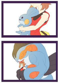 And this is why you choose mudkip