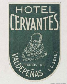 Etiqueta de hotel