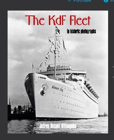 The KDF Fleet: Russell Willoughby  Available through blurb.com
