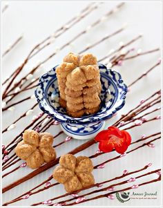 Lemon Crispy Biscuits 柠檬香脆饼 CNY 2015 | Anncoo Journal - Come for Quick and Easy Recipes