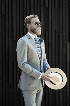 40 Grey Beard Styles to Look Devastatingly Handsome0161