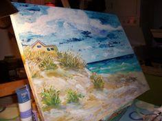 Barn series 2 purple moon art studio pinterest barns